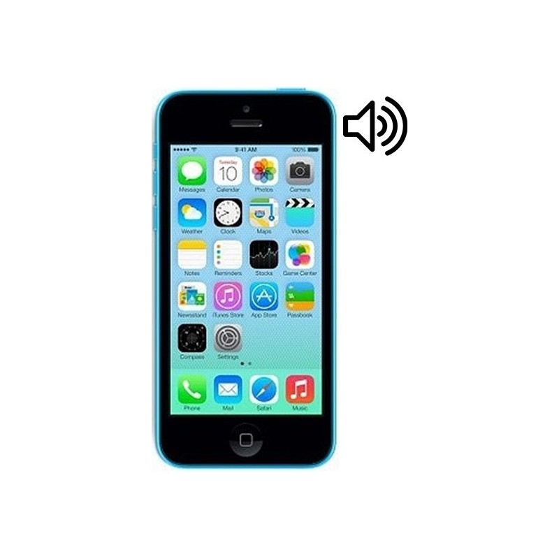 Cambiar Altavoz iPhone 5c