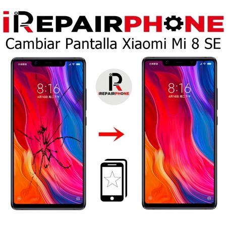 Cambiar Pantalla Xiaomi Mi 8SE