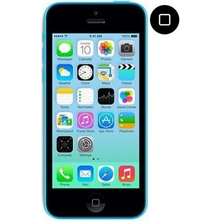 Cambiar Boton Home iPhone 5c