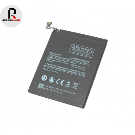 Cambiar Bateria Xiaomi Mi A1