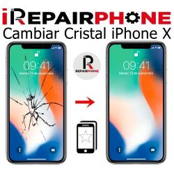 Cambiar Cristal de la Pantalla iPhone X