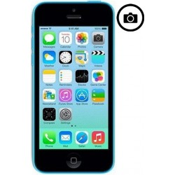 Cambiar Camara Frontal iPhone 5C