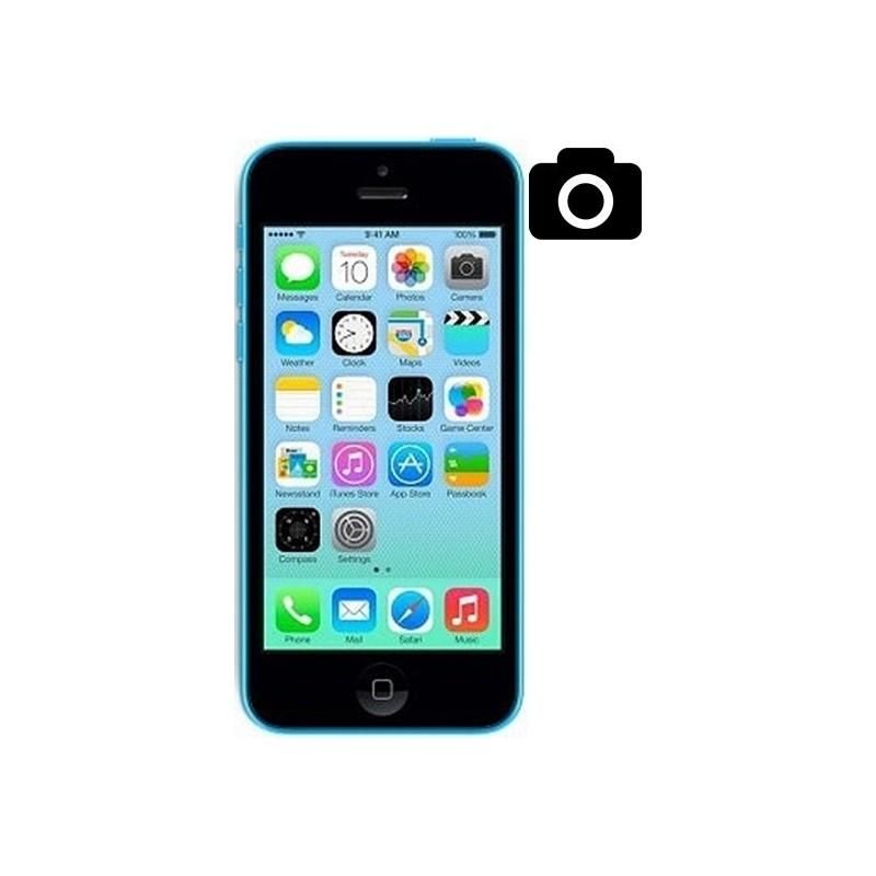 Cambiar Camara Trasera iPhone 5C
