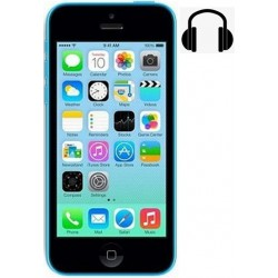 Cambiar Jack Audio iPhone 5c