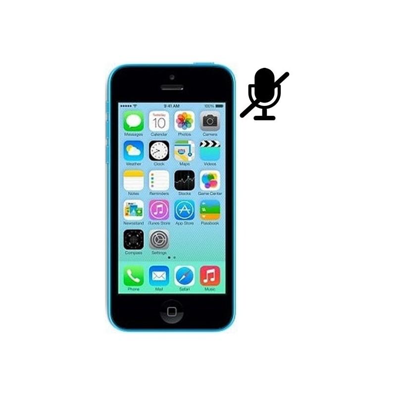 Cambiar Microfono iPhone 5c