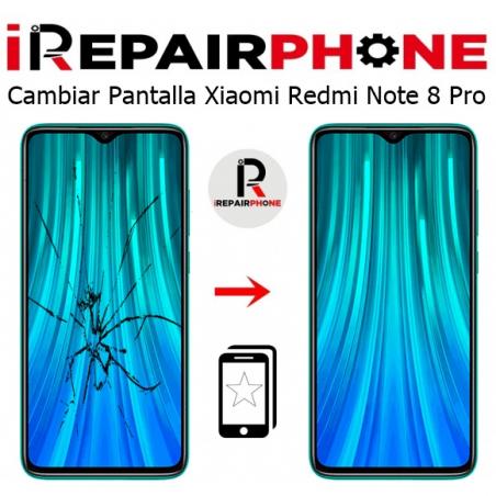 Cambiar Pantalla Xiaomi Redmi Note 8 Pro