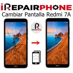 Cambiar Pantalla Xiaomi Redmi 7A