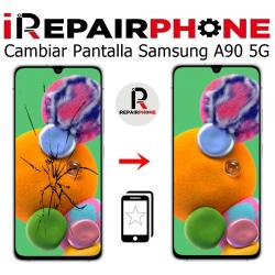Cambiar pantalla Samsung Galaxy A90S SM-A908F