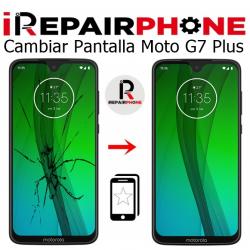 Cambiar Pantalla Motorola G7 Plus