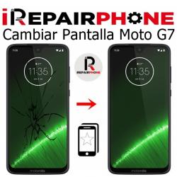 Cambiar Pantalla Motorola G7