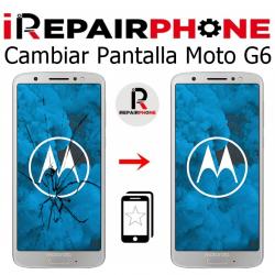 Cambiar Pantalla Moto G6