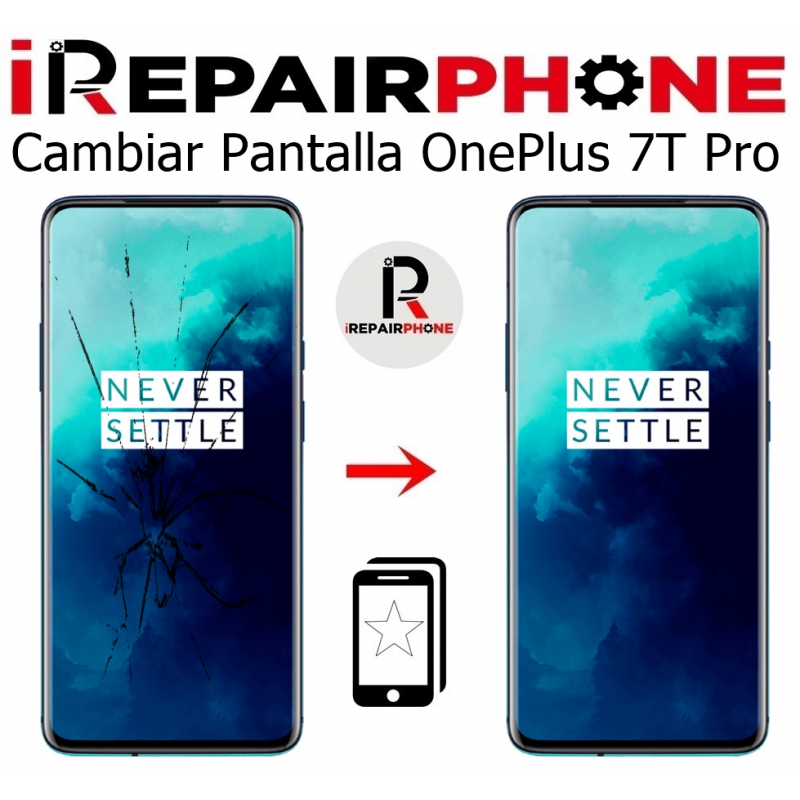 Cambiar Pantalla OnePlus 7T Pro