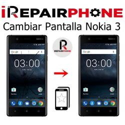 Cambiar Pantalla Nokia 3