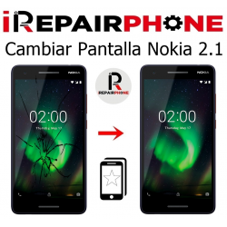 Cambiar Pantalla Nokia 2.1