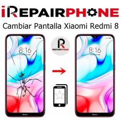 Cambiar pantalla Xiaomi Redmi 8