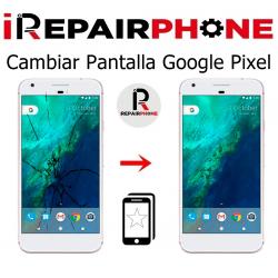 Cambiar pantalla Google Pixel