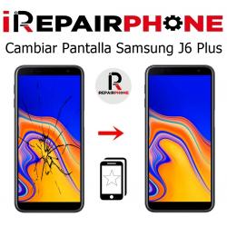 Cambiar Pantalla Samsung Galaxy J6 Plus 2018