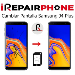 Cambiar pantalla Samsung Galaxy J4 Plus SM-J415F