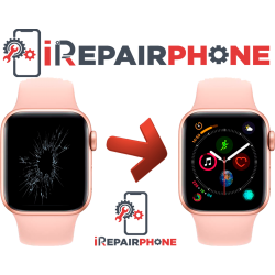 Cambiar Cristal Apple Watch Series 4 A1976 (44MM)