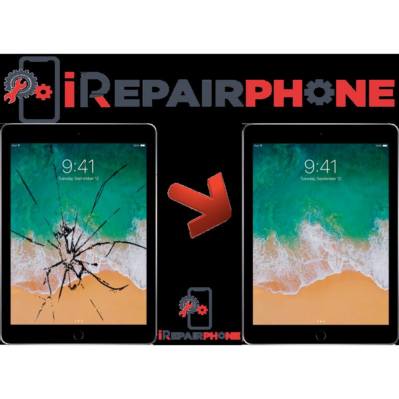 Cambiar Cristal iPad Air