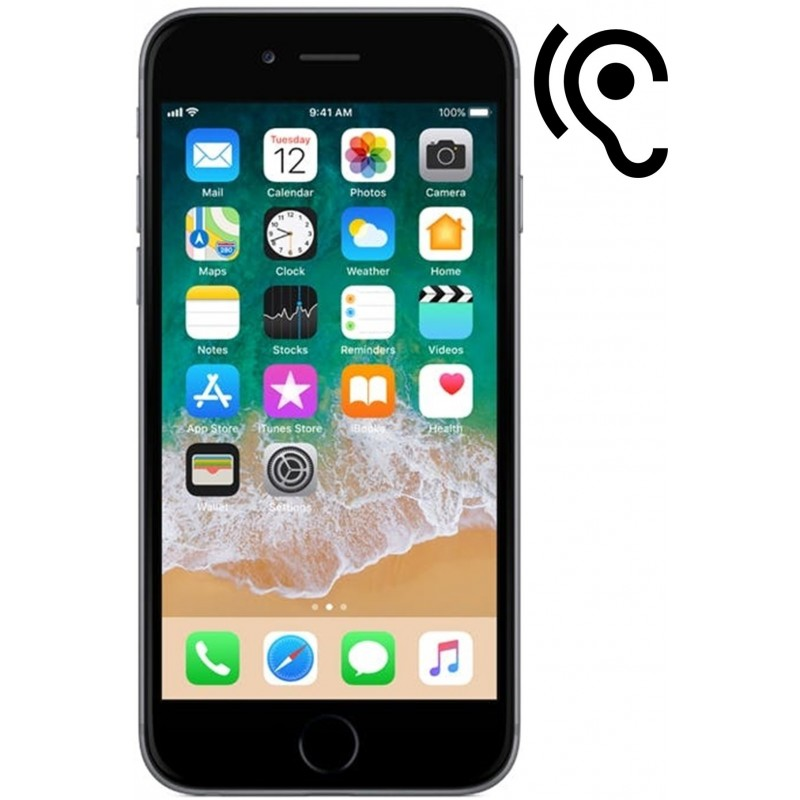 Cambiar auricular iPhone 6