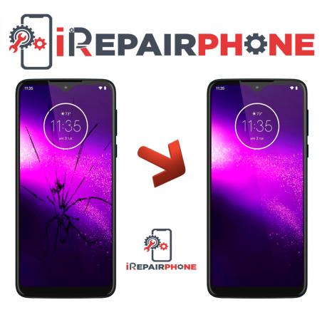 Cambiar Pantalla Motorola One Macro