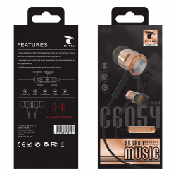 LT PLUS C6054 STEREO SPORTS BTS EARPHONES