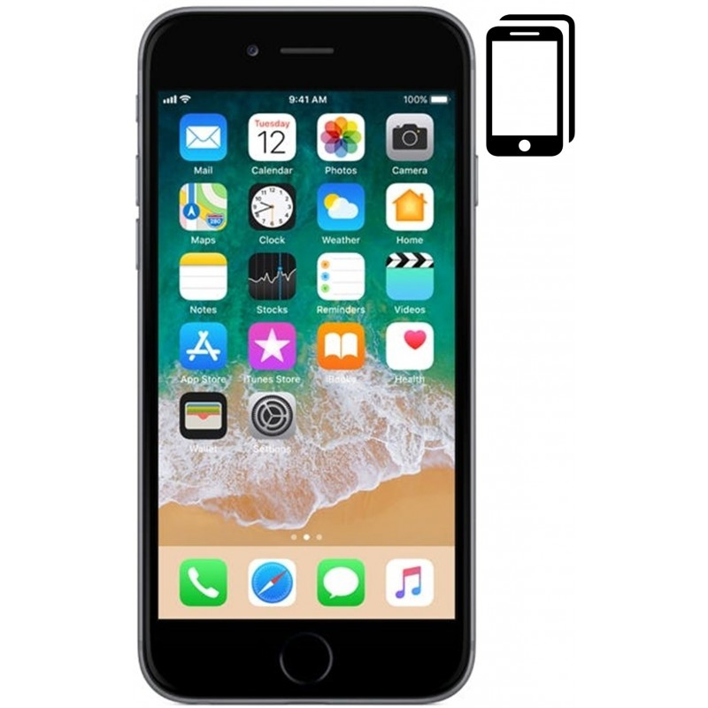 Cambiar Pantalla iPhone 6S Compatible