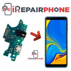 Cambiar Conector de Carga Samsung A7 2018