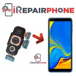 Cambiar camara trasera Samsung Galaxy A7 2018