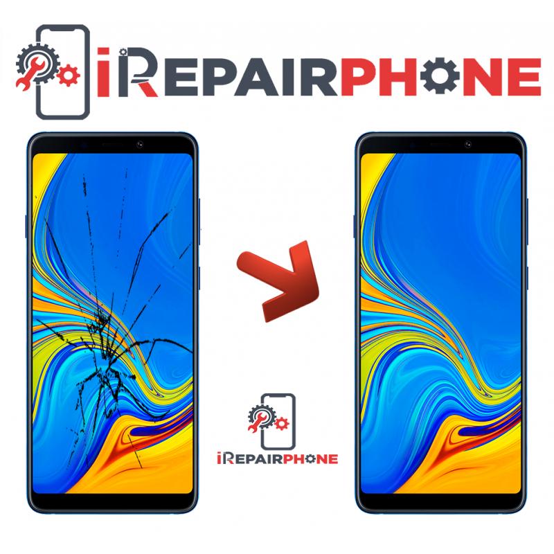 Cambiar Cristal Samsung A9 2018