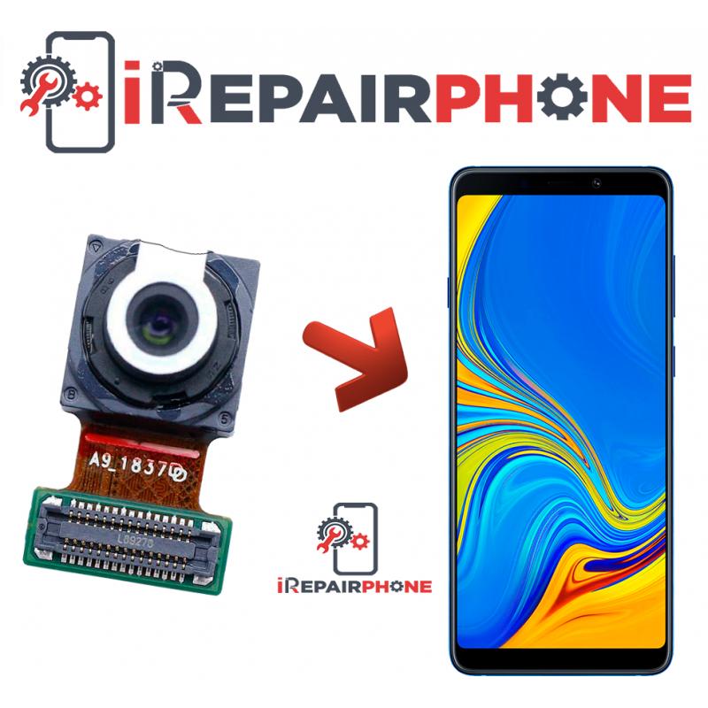 Cambiar camara frontal Samsung Galaxy A9 2018