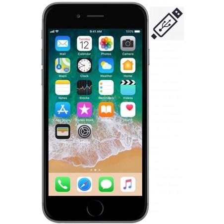 Cambiar Conector de Carga iPhone 6S