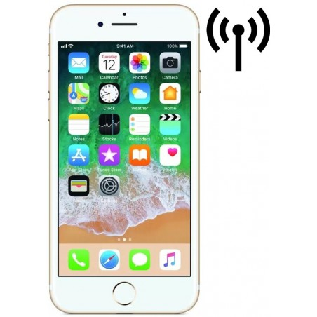 Cambiar antena wifi iPhone7