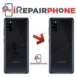 Cambiar Tapa Trasera Samsung Galaxy A41