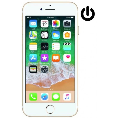 Cambiar power iPhone 7