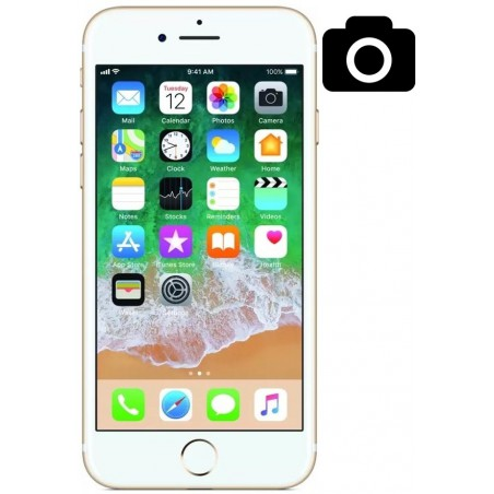 Cambiar Camara Trasera iPhone 7 Plus