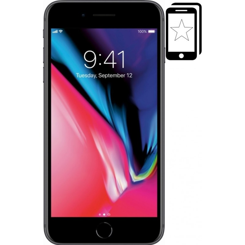 Cambiar Pantalla iPhone 8 Plus Original