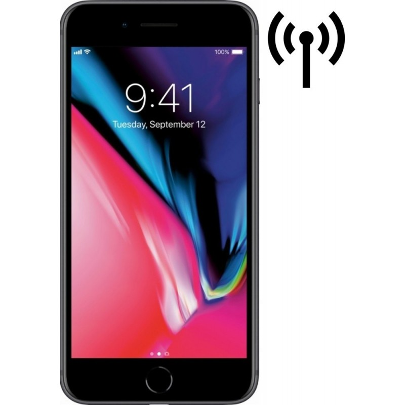 Cambiar Antena iPhone 8 Plus