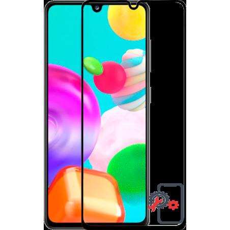 Protector de cristal templado Samsung Galaxy A41 Full Screen