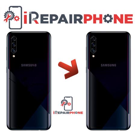 Cambiar Tapa Trasera Samsung Galaxy A30S SM-A307F