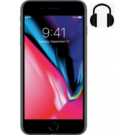 Cambiar Jack Audio iPhone 8 Plus