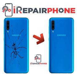 Cambiar Tapa Trasera Samsung Galaxy  A50 SM-A505F