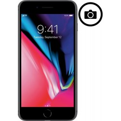 Cambiar Camara Frontal iPhone 8 Plus