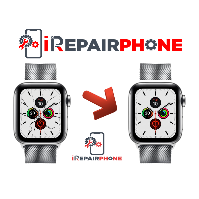 Cambiar Cristal Apple Watch Series 5 (44MM)