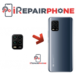 Cambiar Cristal Cámara Trasera Xiaomi Mi 10 Lite