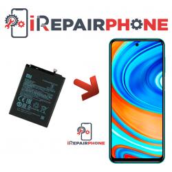 Cambiar Batería Xiaomi Redmi Note 9 Pro