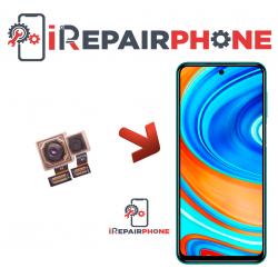 Cambiar Cámara Trasera Xiaomi Redmi Note 9 Pro