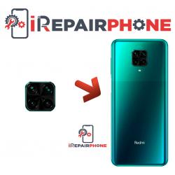 Cambiar Cristal Cámara Trasera Xiaomi Redmi Note 9 Pro
