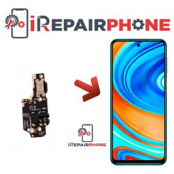 Cambiar Micrófono Xiaomi Redmi Note 9 Pro